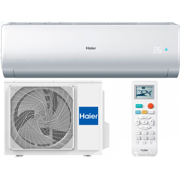 Кондиционер HAIER ELEGANT DC-INVERTER AS24NM6HRA 1U24RR4ERA
