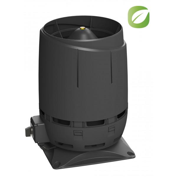 Вентилятор Vilpe ECo125S FLOW ВЕНТИЛЯТОР+ ОСНОВАНИЕ 300X300
