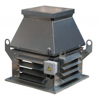 Rowen Крышный вентилятор с выходом потока воздуха в стороны ВКРС 3,55/12,5