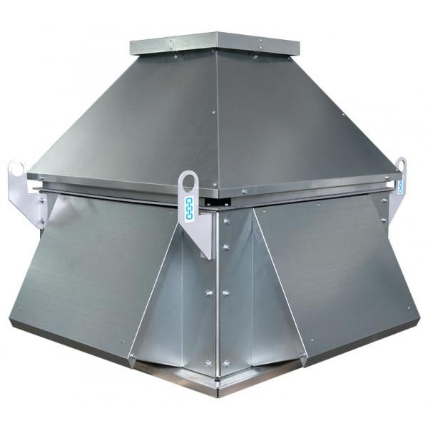 Вентилятор Rowen Крышный вентилятор с выходом потока воздуха вверх серии ВКРФ 3,55/12,5