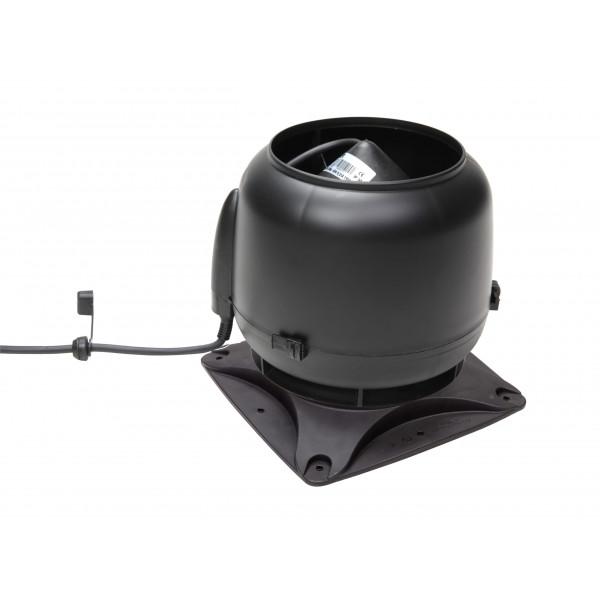 Вентилятор Vilpe E120S/Ø125 ВЕНТИЛЯТОР + ОСНОВАНИЕ