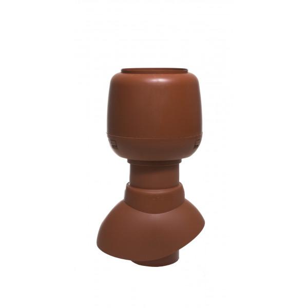 Вентиляционный выход Vilpe 110/200/Н вентиляционный выход+колпак