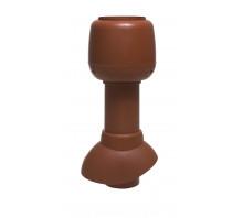 Vilpe 110/300/Н вентиляционный выход+колпак