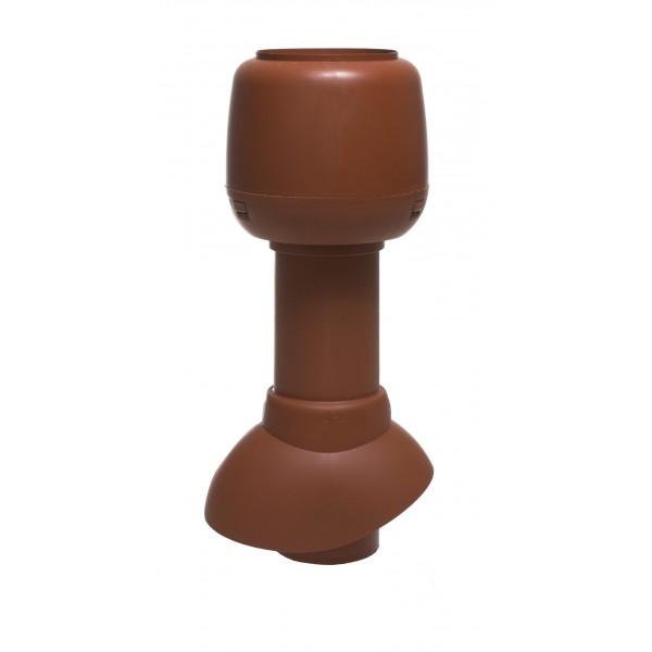 Вентиляционный выход Vilpe 110/300/Н вентиляционный выход+колпак